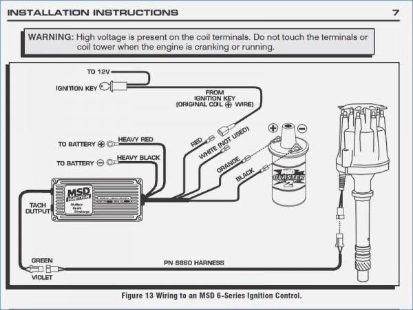 Wiring A Msd 6al Box Wire Diagram Automotive Electrical