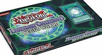 Konami Yugioh Legendary Collection 3 YugiS World Box W/ The Seal Of Orichalcos Yugioh Legendary Collection 3: Yugis World Box Trading Card with The Seal of Orichalcos (Barcode EAN = 0783327737391). http://www.comparestoreprices.co.uk/latest2/konami-yugioh-legendary-collection-3-yugis-world-box-w-the-seal-of-orichalcos.asp