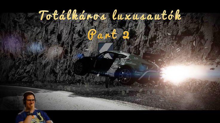 #2 Totálkáros Luxusautók Part 2