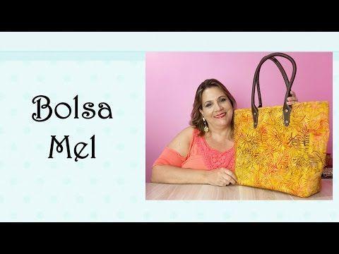 Atelie Neide Camargo - Aplicando Ziper em Bolsa - YouTube