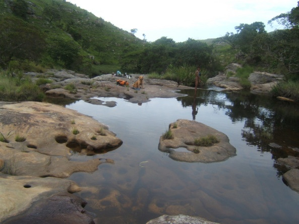 Mlambomkulu River, Eastern Cape