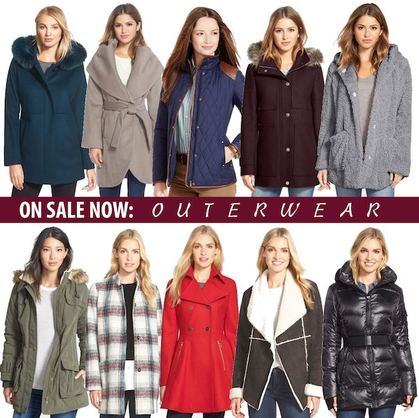 Nordstrom Clearance Sale: Coats and Jackets http://www.katiesbliss.com/2015/11/on-sale-coats-nordstrom-clearance-sale.html/