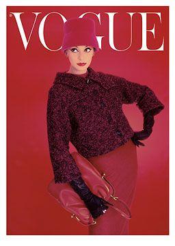 Retro Vogue.