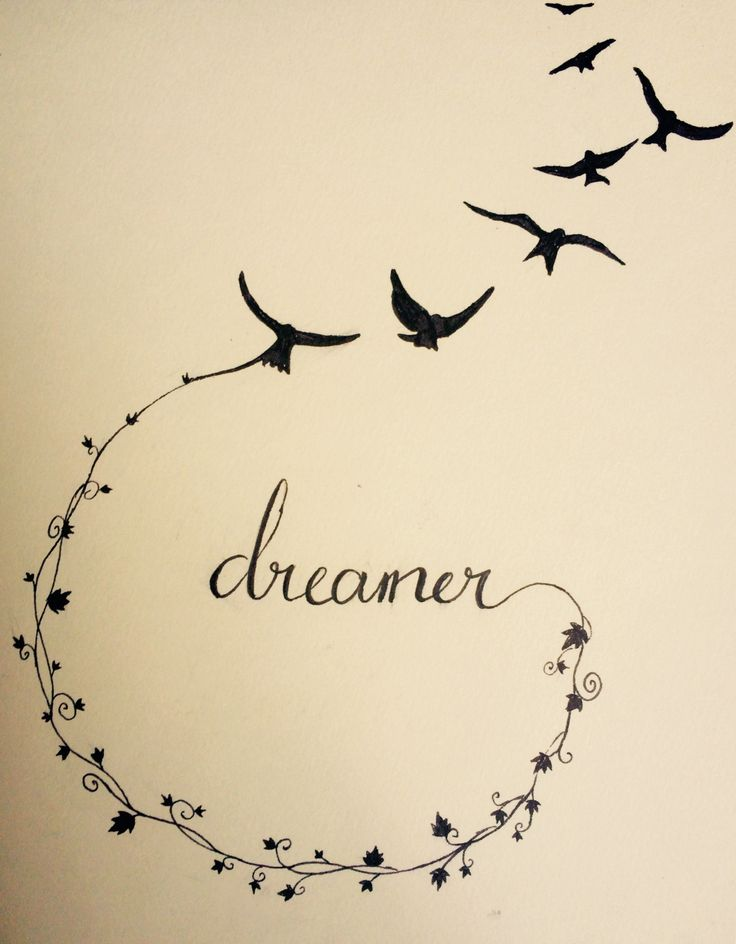 I'm just another dreamer, who got lost in reality.