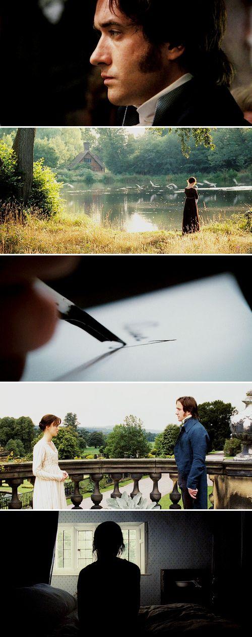 Mr. Darcy and Miss Elizabeth