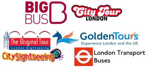 2015 London Tour bus prices (Big Bus Tour, The Original Tour, City Tour London & Golden Tours) #London #Sightseeing #Tourism #Prices #price #value #transport #londonbus #england #transportation #opentopbus #marketing #TFL #londonbuses