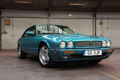 Jaguar XJ...