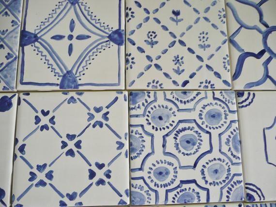 Majolica Patchwork Ceramic Tiles