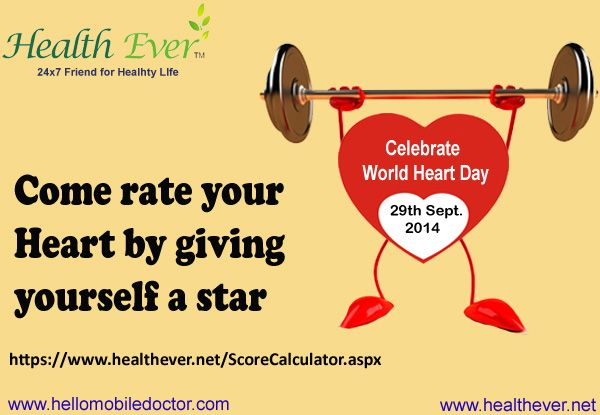 Based on your food preference, body stature and work out you can now assess your #Cardiac health.  Come rate your Heart on #WorldHeartDay by giving yourself a star and make healthy #Heart choices.