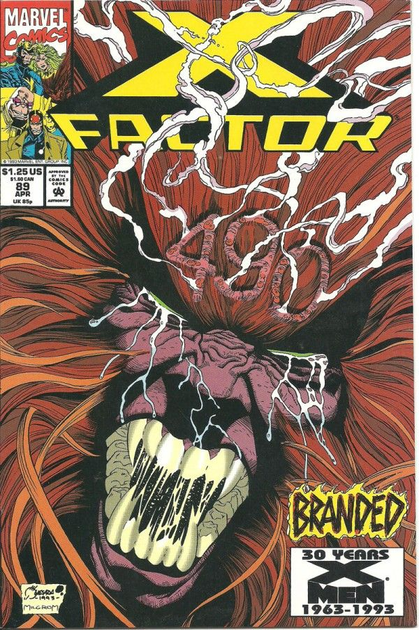 X-FACTOR 89 (Marvel Graphic Novel) - oComics  X-Factor arrives in Genosha with the X-Patriots and meets the new president. The president gives them a tour of the new Genosha, and asks the X-Patriots to represent the Mutates who are now adjusting to a normal life. Wolfsbane meets up with her foster mother, Moira McTaggert, who runs tests to determine why she's been behaving oddly.   Read Now: http://ocomics.com/product-category/comics/marvel/  #marvel #comics #online #ocomics #XFactor