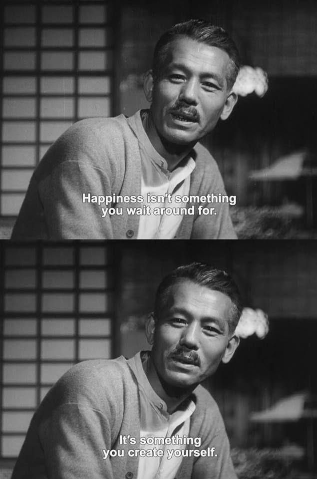 『晩秋』小津安二郎 笠智衆Banshun (1949) #movie #quote