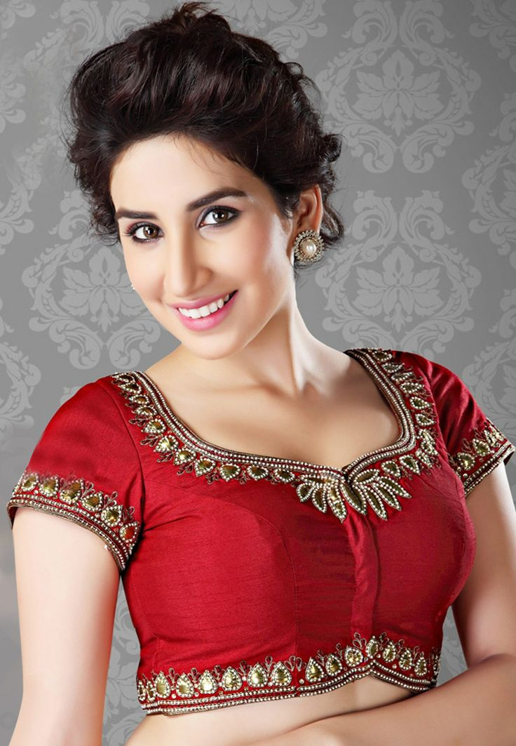 a8b9acc6536d5 Readymade blouses. They offer all the ethnic essential designs including  petticoats