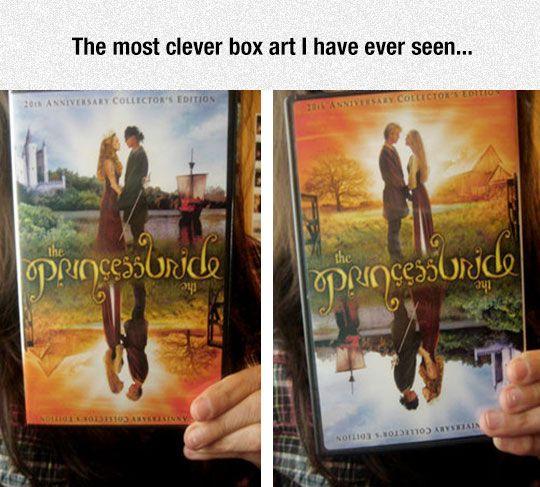 Clever Box Art