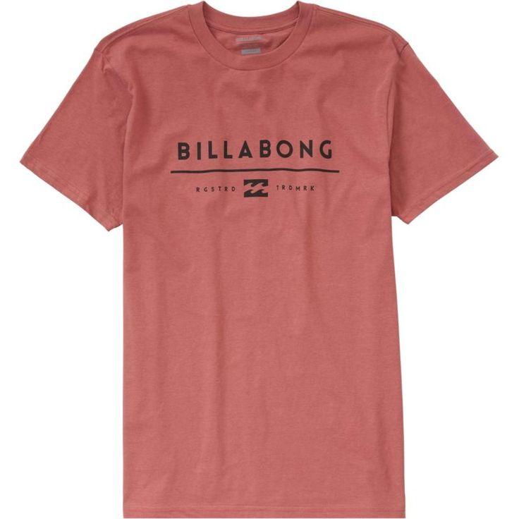 Billabong Men's Unity T-Shirt, Size: Medium, Blue
