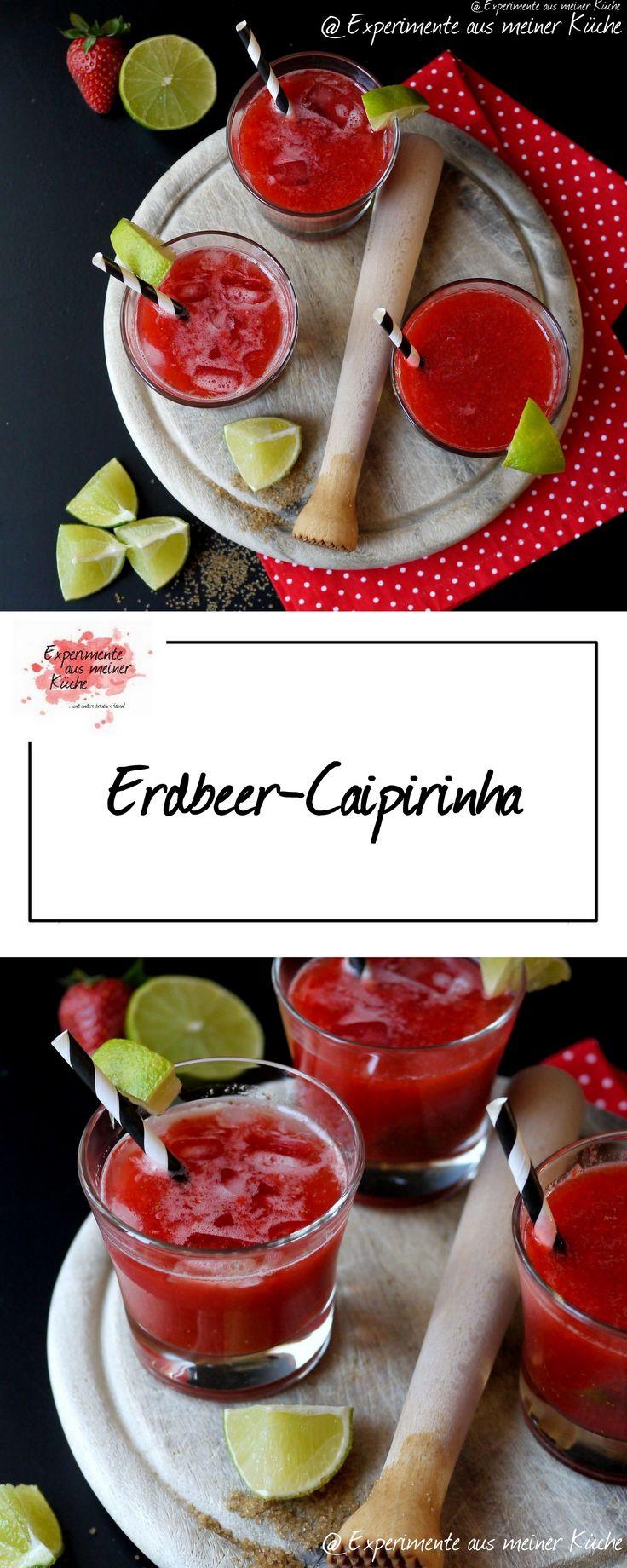 Erdbeer-Caipirinha | Getränke | Cocktail