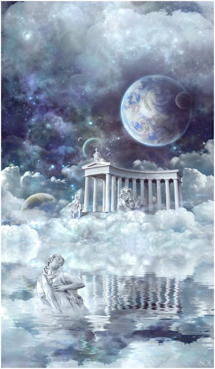 Olympus, Home of the Greek Gods