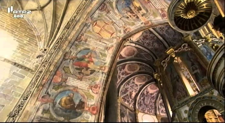 Visita Guiada aos Templários no Convento de Cristo (Castelo e Charola) (2ªserie) - Portugal