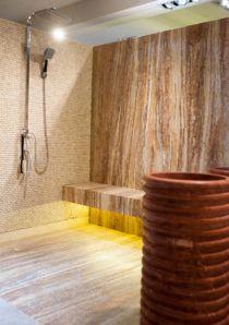 Apartamentul-concept amenajat în interiorul showroom-ului PiatraOnline
