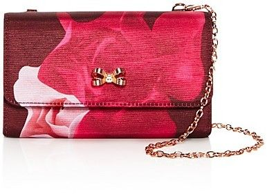 191314b27ca49 Ted Baker Zaharaa Porcelain Rose Clutch - 100% Exclusive