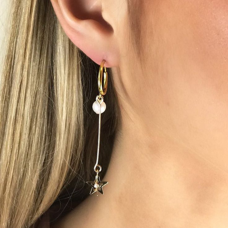 Obsessions with the 'Shooting Star' EarringGet 20% Off store wide!  Ends midnight tonight  Add to cart at www.bubishluxe.com #bubish