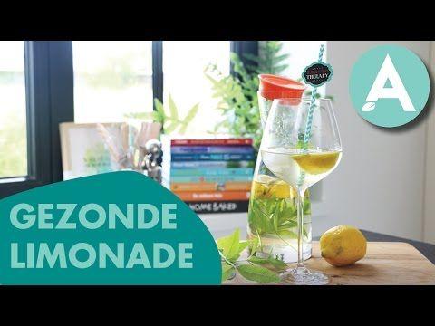 Vandaag het eerste makkelijke recept, recht uit de tuin! Zet jullie weekend goed in met deze gezonde limonade op basis van citroenverbena! Recept van deze le...