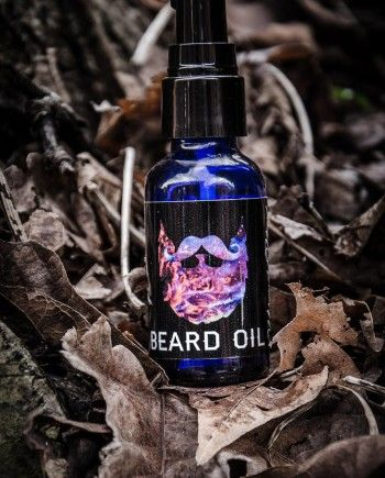 'WoodZy' Beard oil Available at Universalbeard.co
