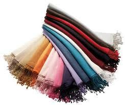 #Pashmina scarves