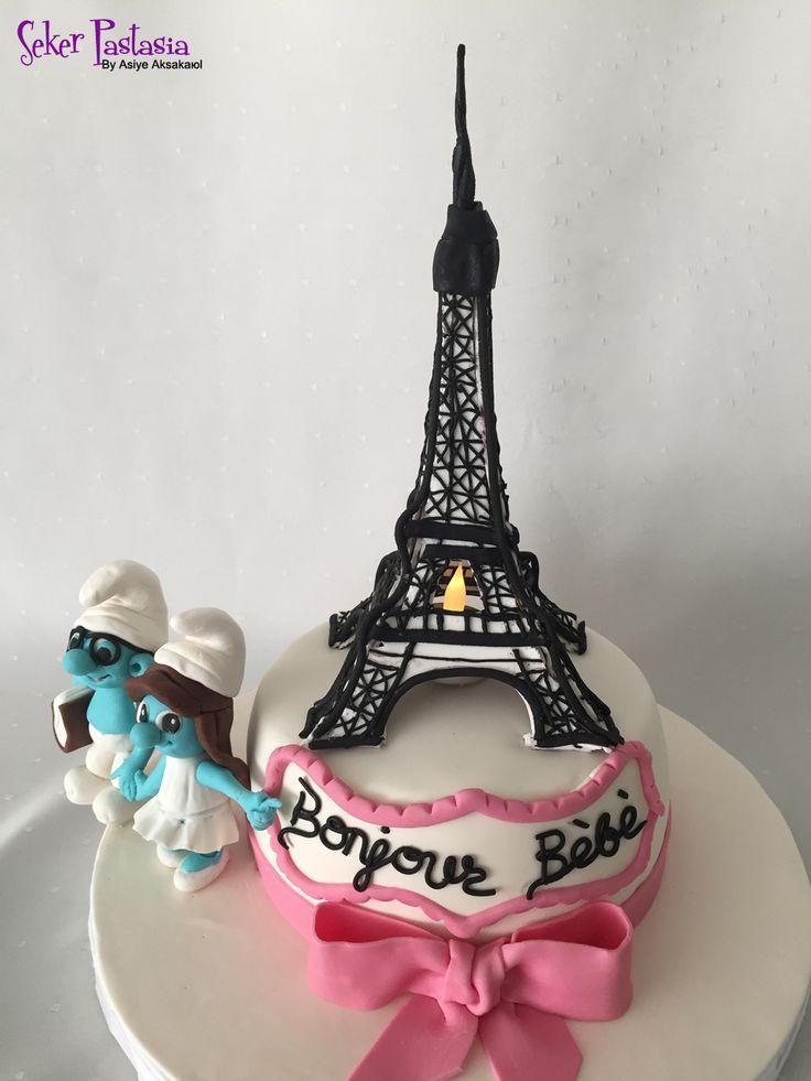 Paris Pasta Eyfel Kulesi