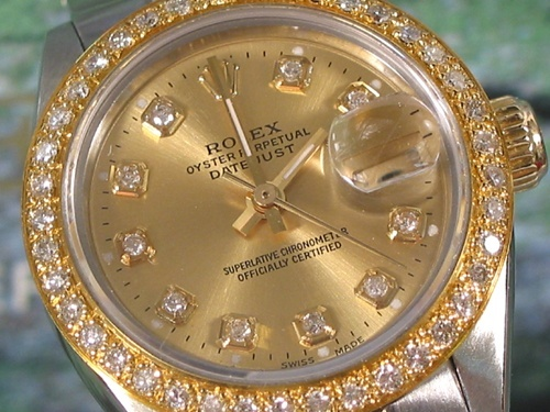 Rolex jewelry-to-die-for