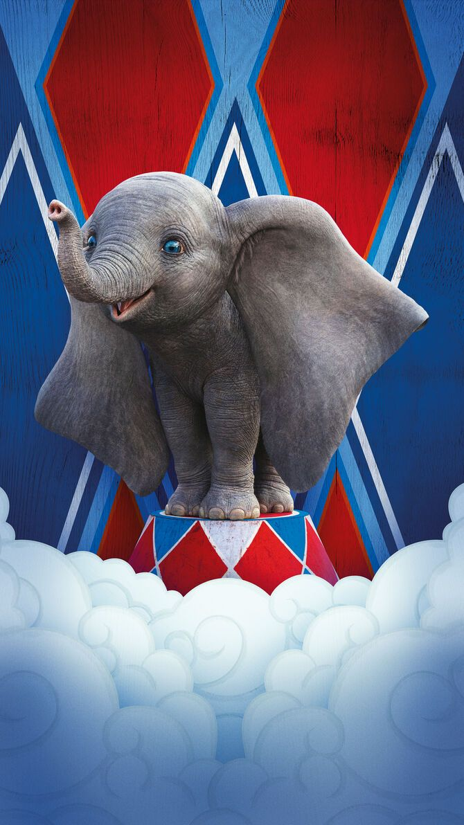 Lock Screen Cute Wallpaper Dumbo 2019 Phone Wallpaper In 2019 Disney Phone