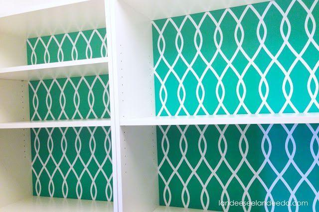 Closet Makeover: Ikea Billy Bookcases   Landee See, Landee Do   Bloglovin'