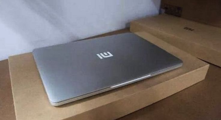 Xiaomi official notebook? It looks like the MacBook