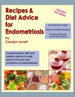 Endometriosis Diet & Nutrition book from www.endo-resolved.com