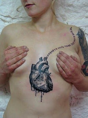 Tattoo by JEAN LUC NAVETTE