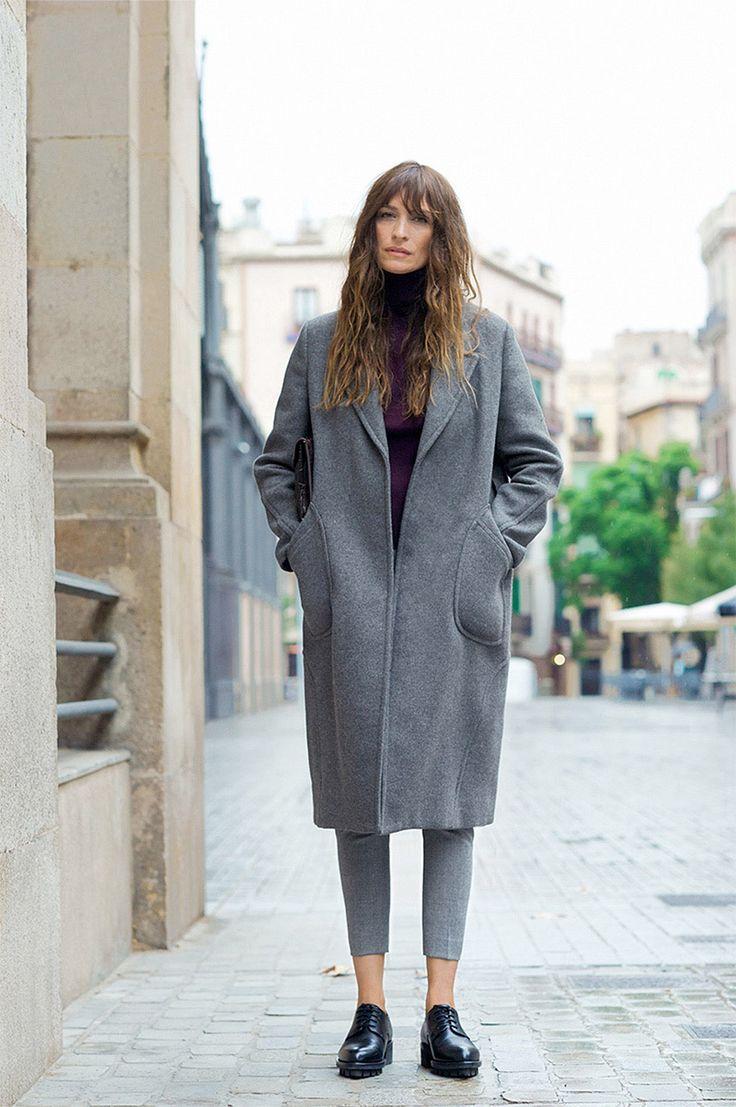 How to dress like a Parisian - or: Caroline de Maigret x Uterqüe - amazed