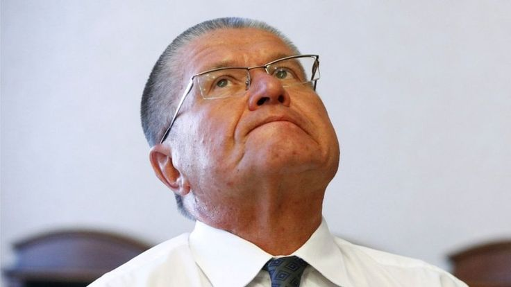 Russia's Economy Minister Alexei Ulyukayev is detained for allegedly taking a bribe of $2m.