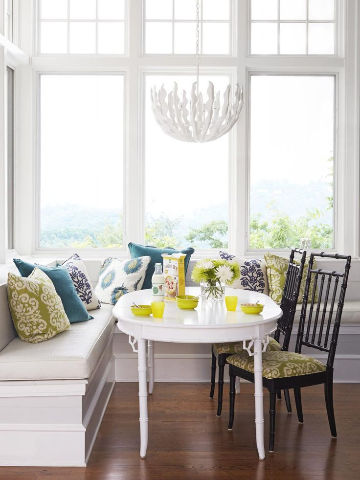 Summer Decorating Ideas Preppy Interiors Dining Sets