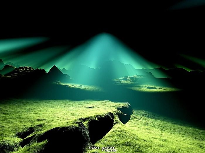 自然の神秘を感じる画像を貼っていくスレ:ハムスター速報