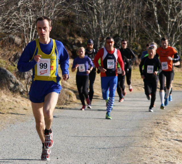 hålandsvannet halvmaraton april