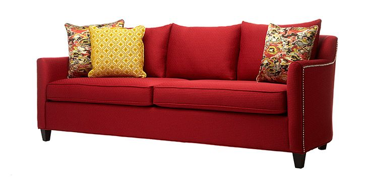 The Fiona Sofa is part of the Jane by Jane Lockhart furniture line.