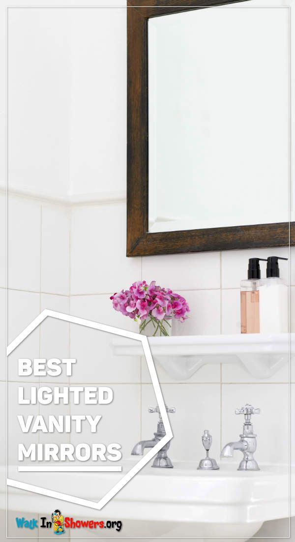 1000+ ideas about Lighted Vanity Mirror on Pinterest Diy vanity mirror, Diy makeup vanity and ...