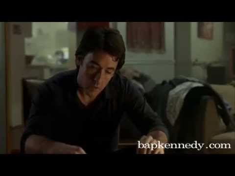 Bap Kennedy - Moonlight Kiss from the movie Serendipity.   I am such a hopeless romantic.
