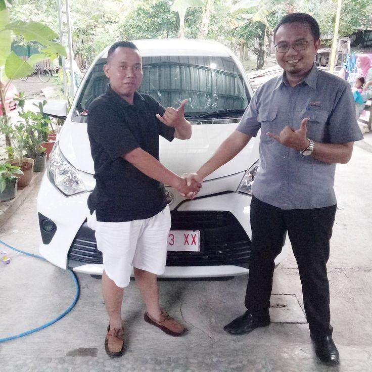 Terima kasih atas kepercayaan Keluarga Bapak Munir yang telah melakukan pembelian 1 unit Toyota Calya melalui ToyotaSemarang.com Semoga berkah untuk keluarga… amiin… #ToyotaCalya #NasmocoMajapahit #ToyotaSemarang #toyotasemarangdotcom Cek Harga...