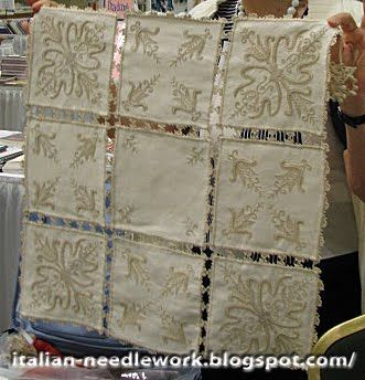 Italian Needlework: Umbrian Embroidery