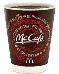 FREE McCafe Coffee at McDonald's on 9/16-9/29 on http://hunt4freebies.com  #Freebies