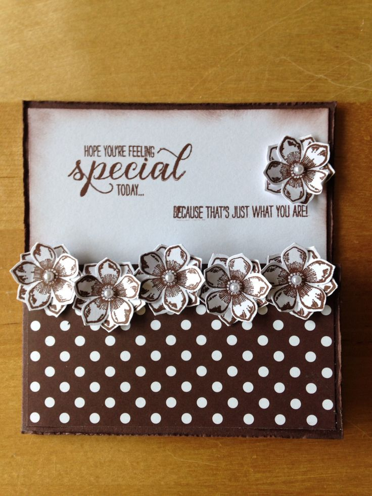 Made by Paula Helder with Stampin'Up