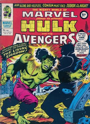 Mighty World of Marvel #204, The Hulk