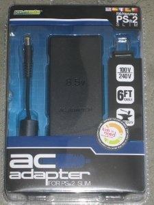 Playstation 2 PS2 Slim Ac Power Adapt...  Order at http://www.amazon.com/Playstation-Slim-Power-Adapter-Series-2/dp/B002J9QIWY/ref=zg_bs_301712_18/186-2255581-4662655?tag=bestmacros-20