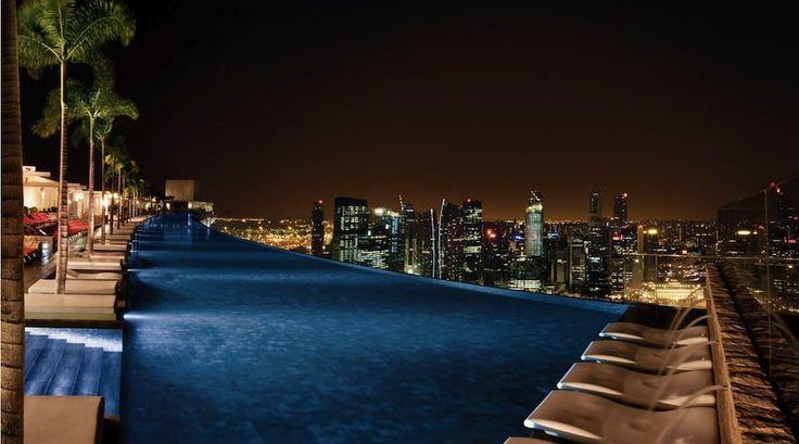 Marina Bay Sands Singapour - Hôtel insolite - Unique Hotel Experience