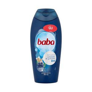 Baba Wild Blackberry & Ginger Shower Gel for Men 400ml 13.52 fl oz